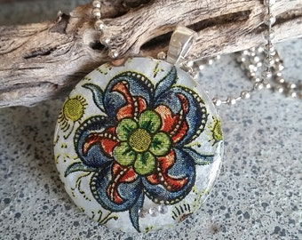 Floret Pendant