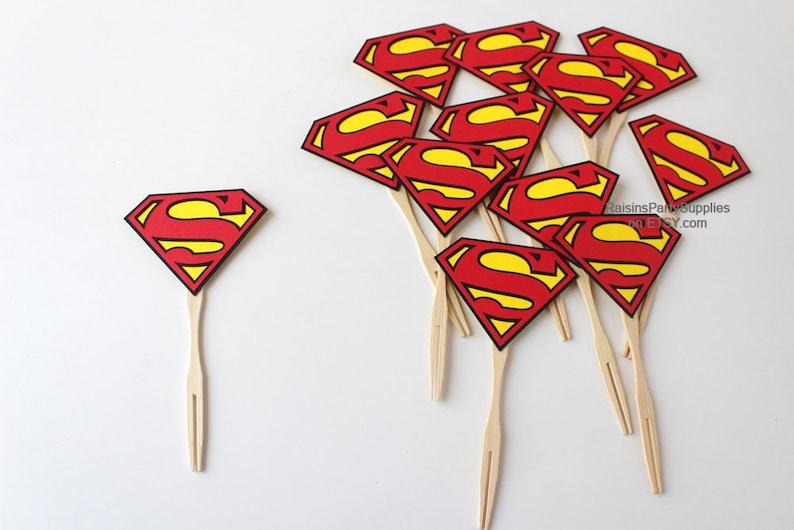Superman Birthday Decorations Superhero