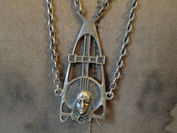 ANTIK necklace long YOUTH STIL necklace
