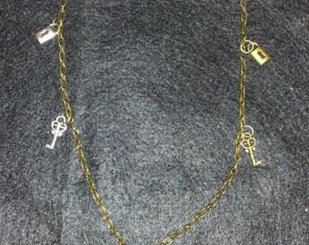 Double strand bracelet or single strand necklace