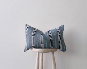 African Mudcloth pillow 'Zimba'