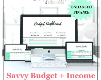 budget planner | income tracker | excel debt | excel loan debt | excel expense system | budget binder | finance