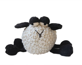 Knitting Pattern Hamish the Sheep Pdf INSTANT DOWNLOAD
