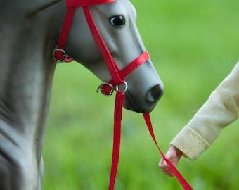 Model Horse Bridle (fits Breyer)