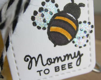 Bee Baby Shower (8)/Baby Shower Tags/Bee Shower Favors