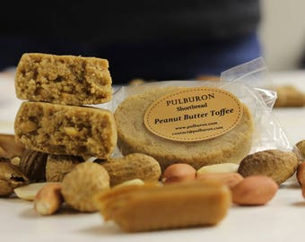 Peanut Butter Toffee Pulburon