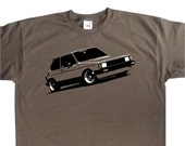 Classic MK1 MKI Golf Rabbit GTi Square Headlight US T-Shirt Inspired BC124 Various Colours
