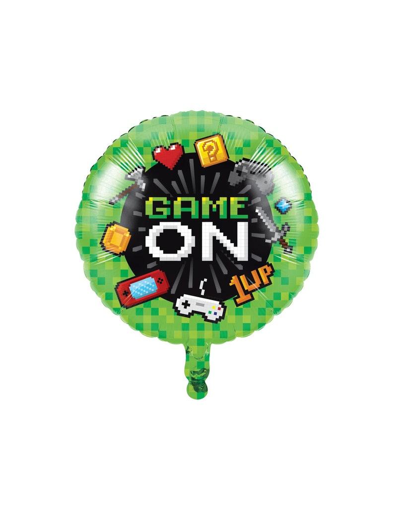 Jeu Sur Party Jeux Danniversaire Décoration De Fête Gamer Jeu Vidéo Party Decor Jeu Vidéo Danniversaire Garçon Anniversaire