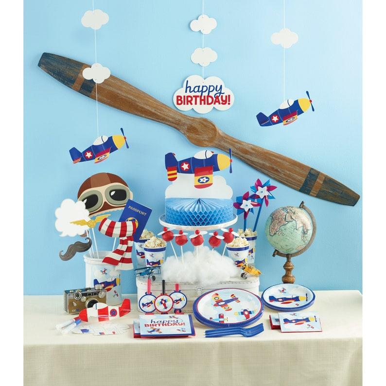 9ft Tissue Garland Blue Party Supplies Boy First Birthday Blue Tassel Garland Party Decor Boy Baby Shower Boy Birthday Decorations