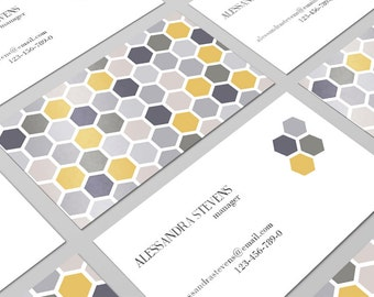 Modern Business Card, Business Card Design, Contact Cards, Calling Cards, Printable Cards, Card Template, Small Business, DIY Card