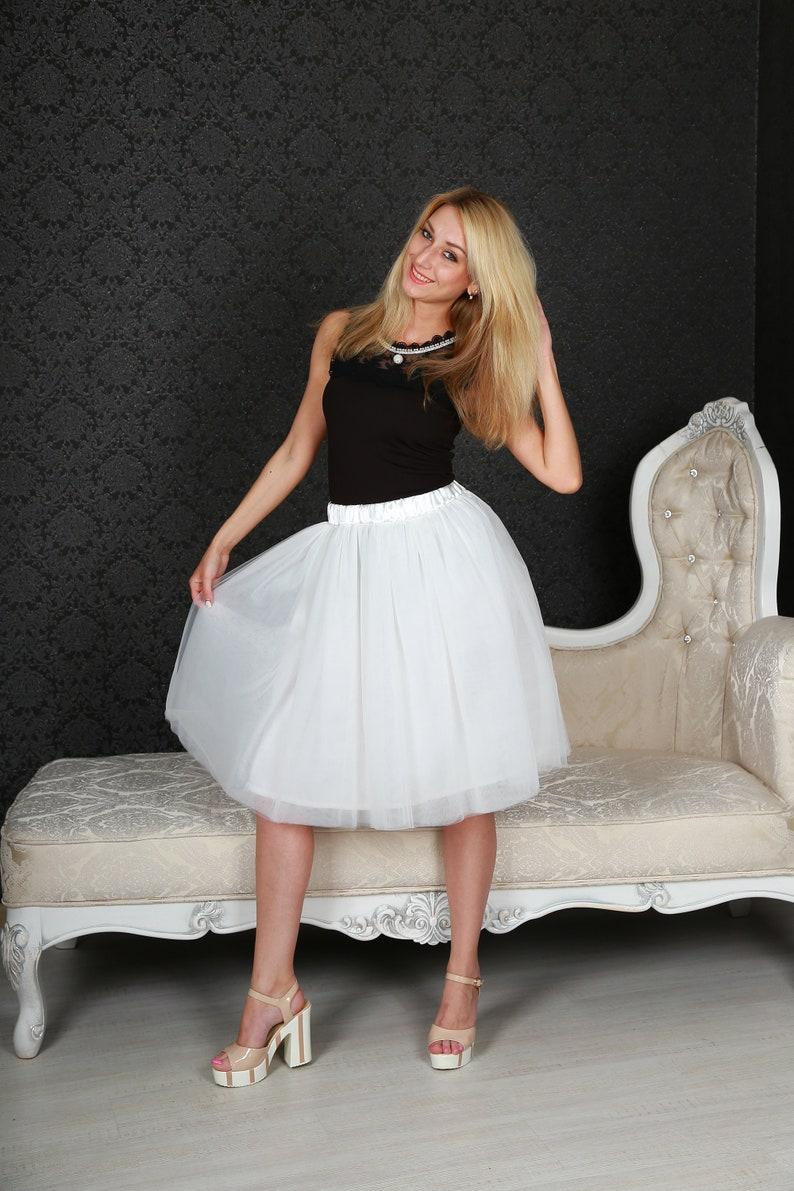 848f2fe20eb Wedding engagement overskirt plus size maxi skirt ballet
