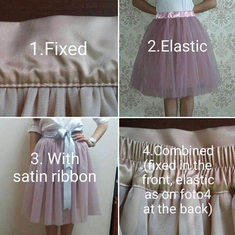 carnival costume 25th birthday Tulle skirt women