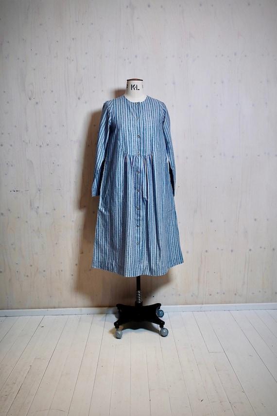 MARIMEKKO vintage dress, KUKKARAITA print, light b