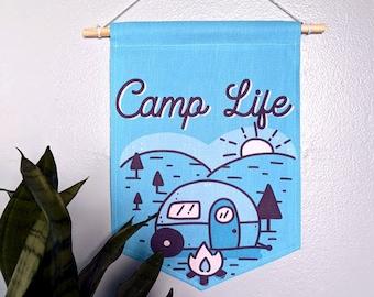 Camp Life Banner