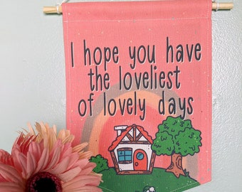 Lovely Day Banner