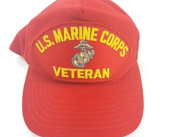 Marine corps hat | Etsy