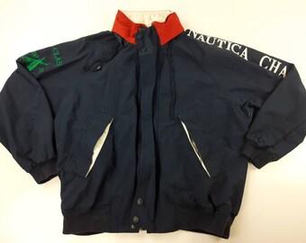 Nautica Jacket Etsy