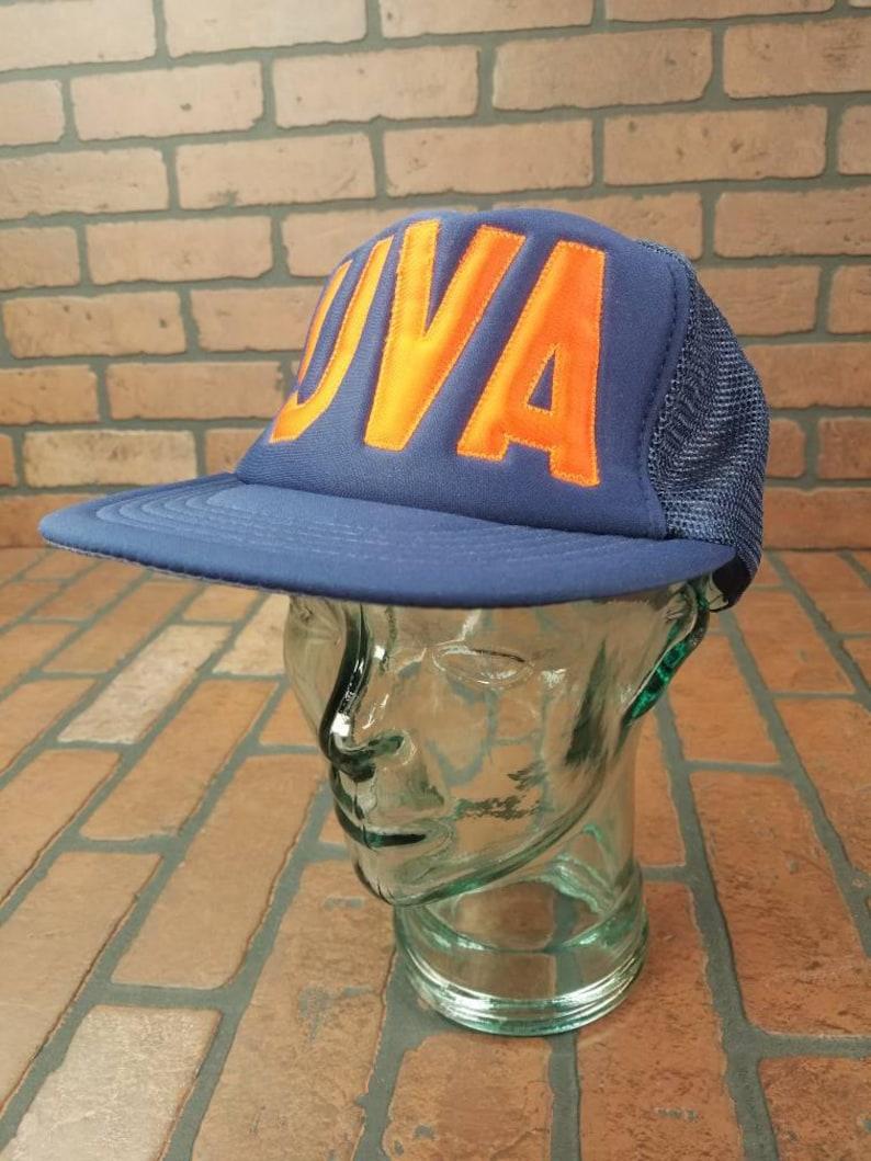 43b8f7d3a6605 Virginia Cavaliers UVA Wahoo University Mesh Nylon Trucker