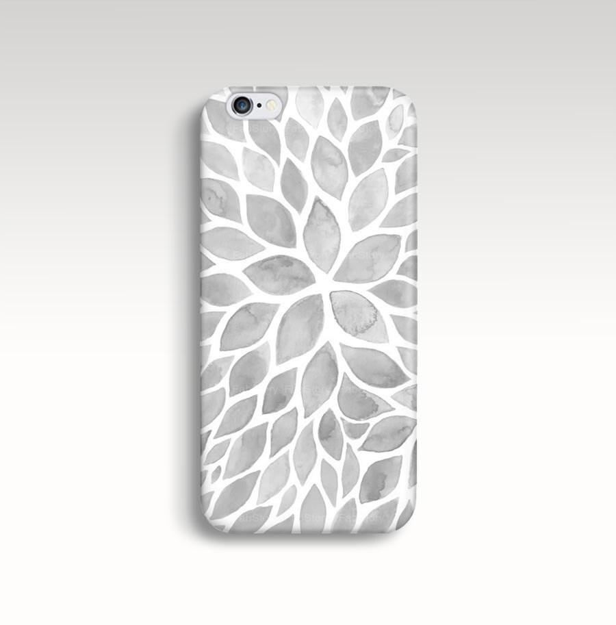 iPhone 7 Case iPhone 8 Case iPhone X 6s Case Floral iPhone | Etsy