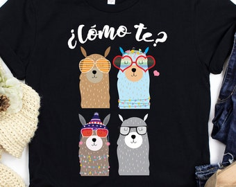 Funny Spanish Teacher Gift - Bilingual Language Teachers or Students T-Shirt - Bilingual Teacher Shirt - Camiseta Espanol Maestros Escuela