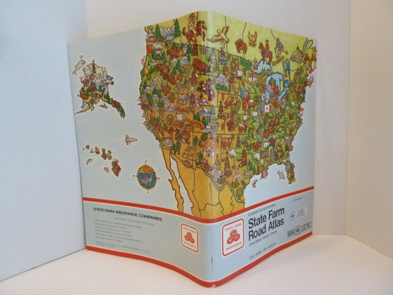 state farm road atlas