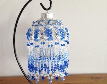 Beaded ornament, Beaded bauble