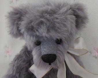 Mohair bear called Rory