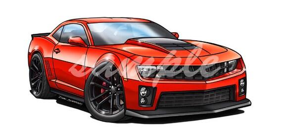 Camaro Clipart Free Clip Art stock illustrations - CLIPART ...