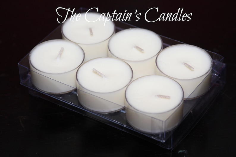 Party Pack of Tealights for Party or Wedding Favors  Scented image 0