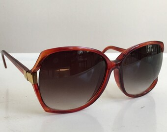 9d14b19182 Vintage Cool-Ray Sunglasses - Brown Retro Sunglasses - ACC-06
