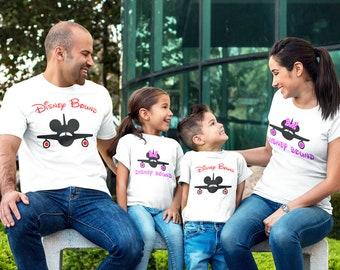 Disney Bound family shirts ~ going to Disney tshirts ~ Family Disney shirts