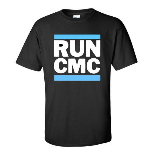 ef7ece457 Carolina Panthers shirt ~ Christian McCaffrey is gonna be a Panther ...