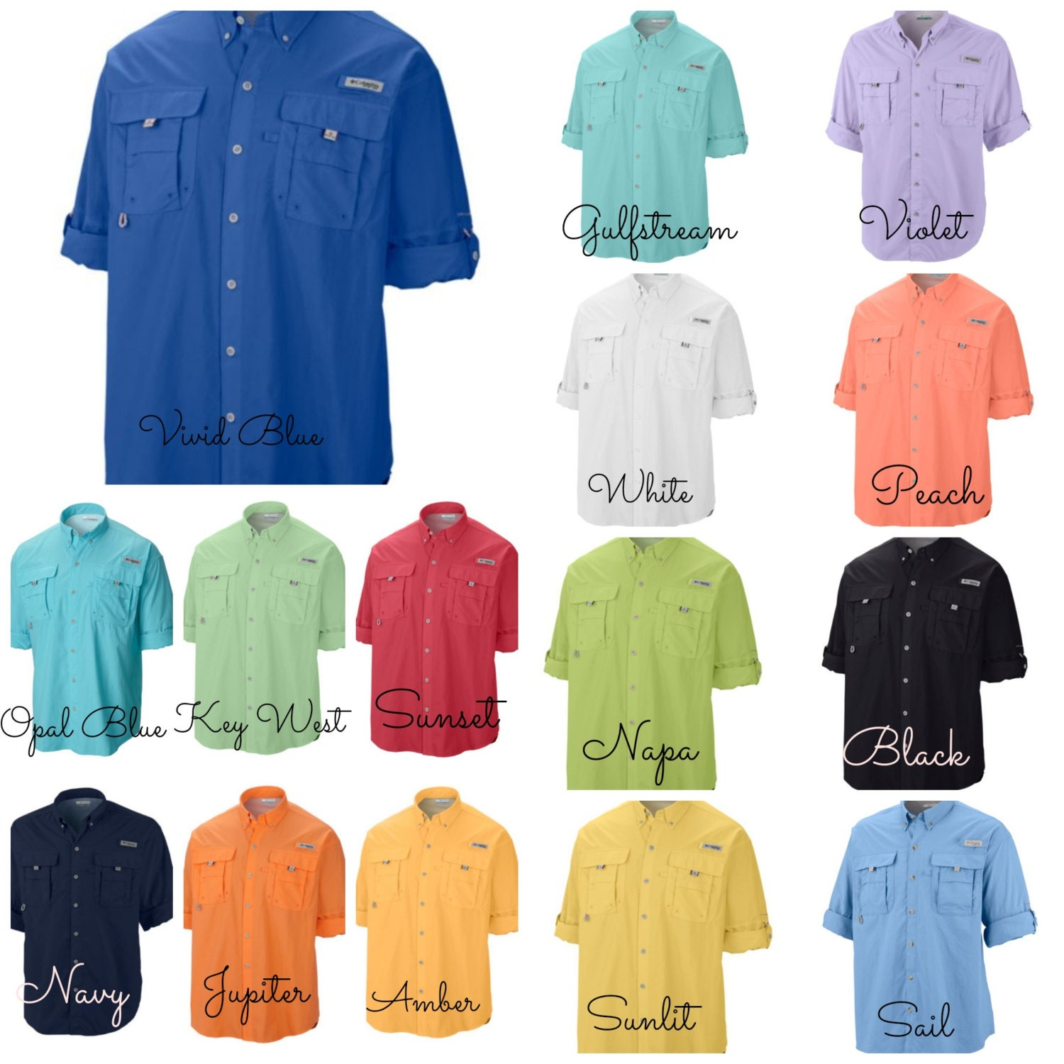 4065b3d910 Monogrammed women's fishing shirt- cover up!!