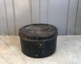 Military hat box | Etsy