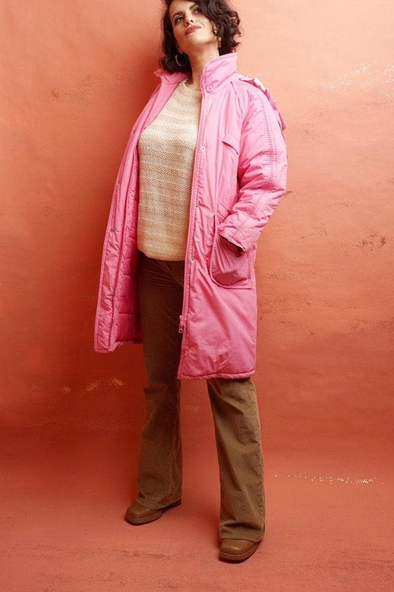 Bubblegum Pink Jacket