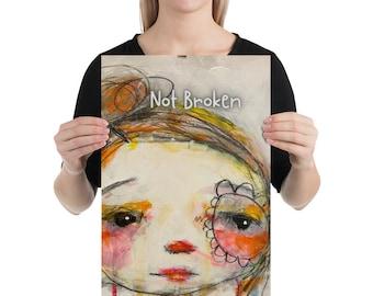 Not Broken Poster