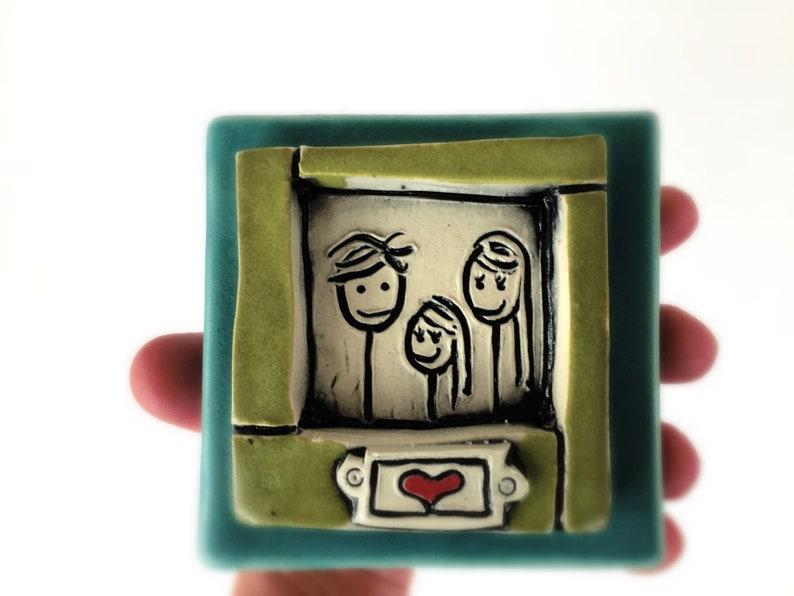 Clique Tile Family