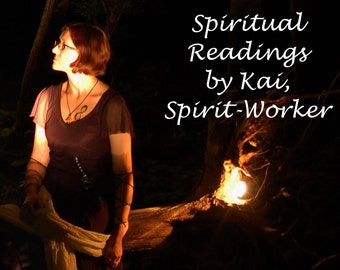Shamanic Readings and Soul Retrievals: Digital Download Sent to You in PDF and Email
