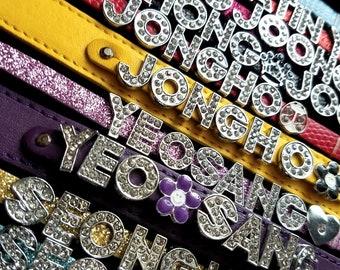 Ateez Atiny Kpop Handmade Bracelet Hala Hala WooYoung San Yunho YeoSang HongJoon Seonghwa JongHo Mingi Silver Gold Copper Korean Music Gift
