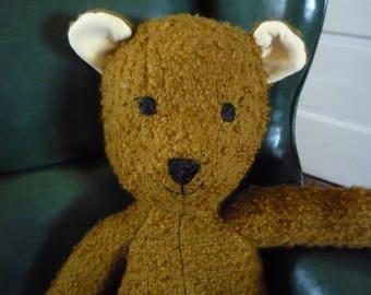 Mr. Wooly Bear
