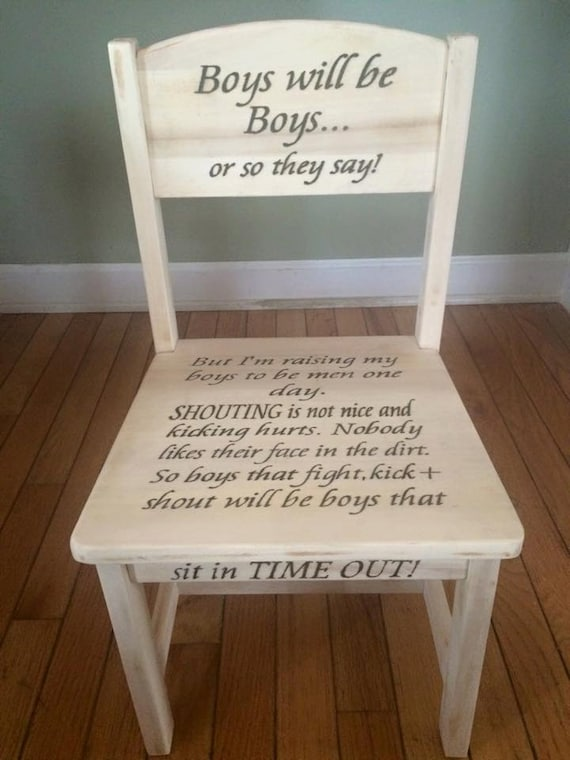 Boys Time Out Chair Dojiaqwin