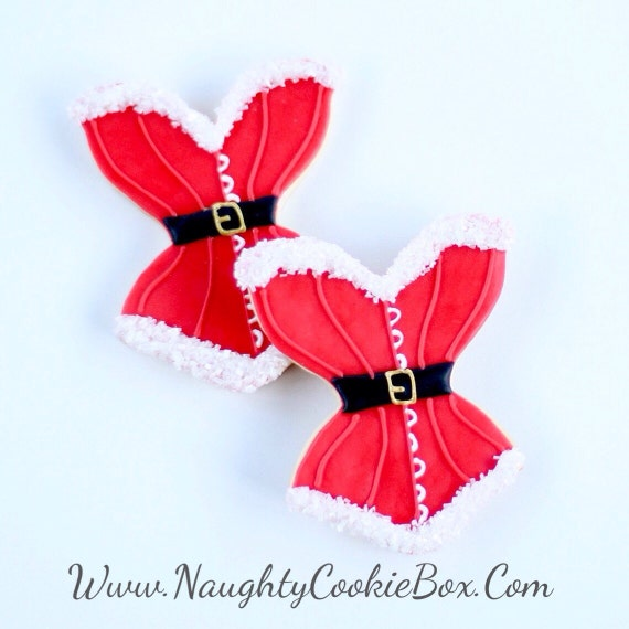 34d601da76 Half Dz. Mrs. Claus Corset Cookies. Mary Poppins has NOTHING