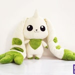 Peluche Terriermon - Digimon / 40 cm or 15.7 in