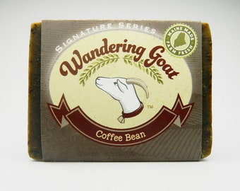 Coffee Goat Milk Soap