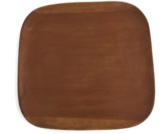 Teak Wood Serving Tray or Plate