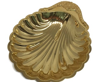 Multi-Purpose Gold Dish Gold Electroplate