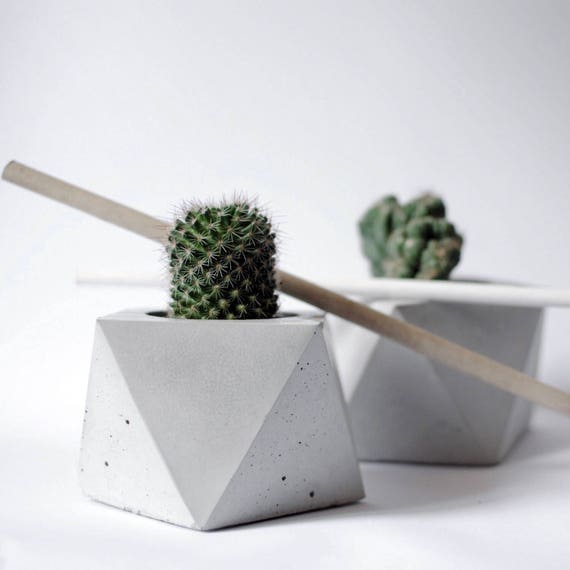 FORMA | Concrete Geometric Planter