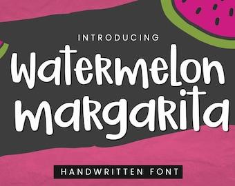 Farmhouse Lemonade Digital Font Download for Commercial Use | Etsy