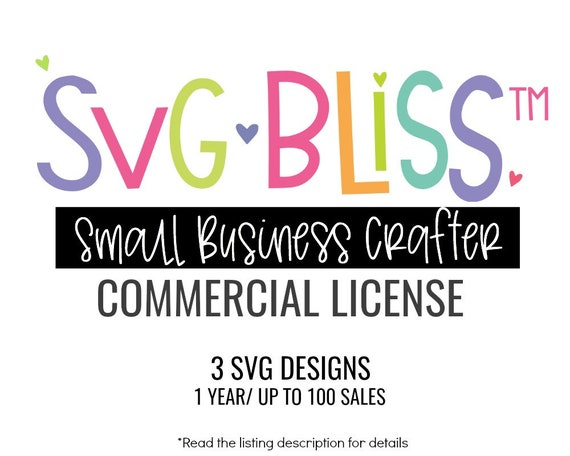 Personal Commercial License 3 BASIC Commercial Small Business License 500 USES