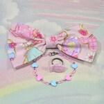 Small Grab Bag - Fairy Kei Mystery Bag, Sweet Lolita Mystery Bag, Pop Kei, Decora, Grab Bag, Lucky Pack, Accessory Lot